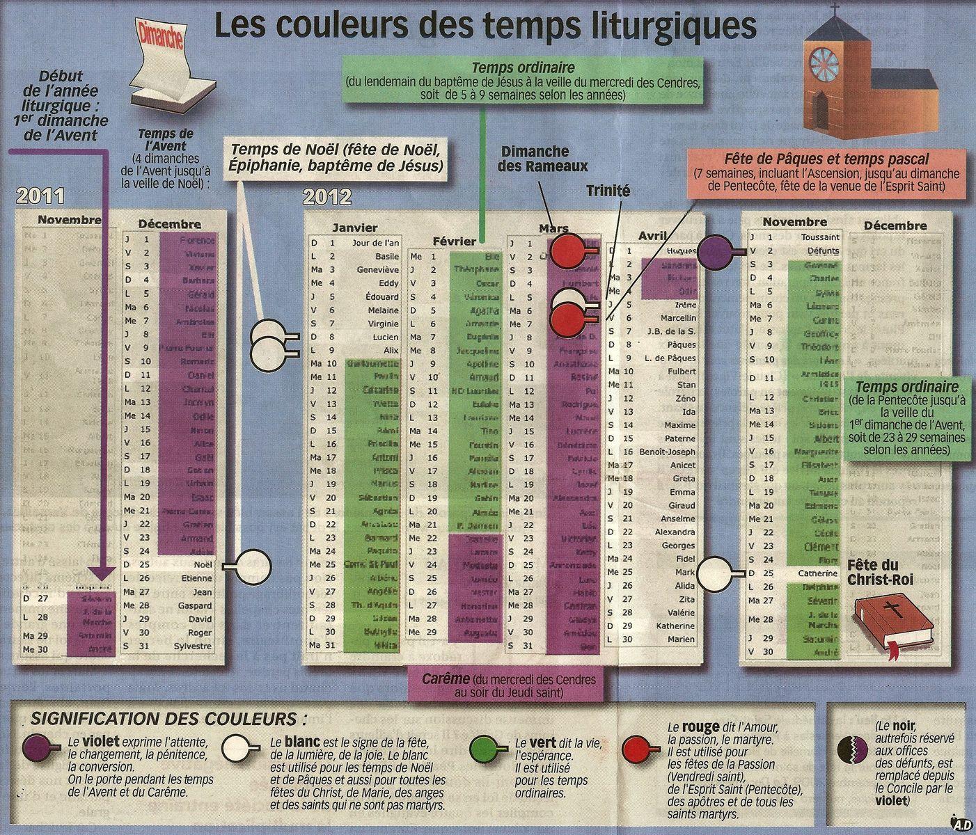 Temps de l 39 eglise et temps des marchands un tournant essentiel de l 39 - Les couleurs des tissus ...