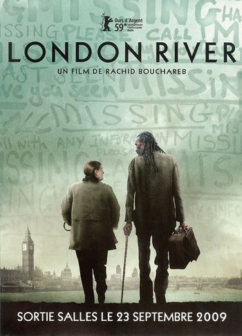 London River - affiche du film