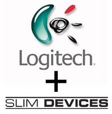 Logitech + Slim Devices