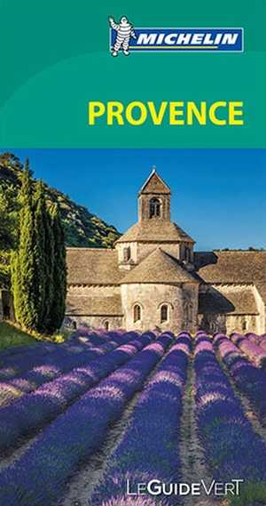 Guide Vert Michelin Provence - Edition 2016